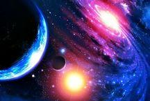 異次元、宇宙、亜空間