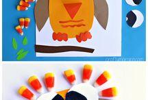 October Preschool Activities