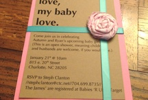 Oh Baby! (Baby Shower) / by Christina