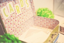 Card boxes / by Wedding Planner & Guide