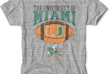 Miami Hurricanes  / by Tailgate