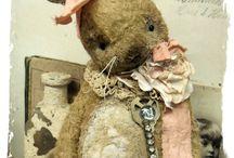 Teddies & Rabbits