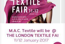 M.A.C. Textile News