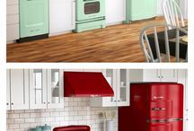 Кухня 50-х
