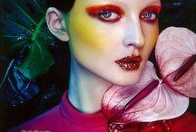 Femme Fatale - make up inspiration