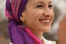 Turbany / Turbans, tichels & head coverings