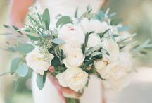 Beach wedding / olive branch / Sandy beach with olive branch theme