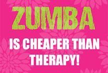 I am Zumba Zin