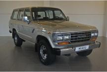 Toyota FJ 60,   HJ 61