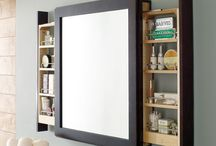 Storage solutions & cabinet concepts