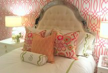 Girls Rooms / by Hadley Court