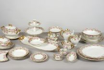 Porcelain of Carlotta Princess