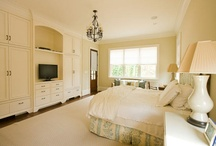 bed room , cabinets