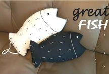 Rybí polštáře