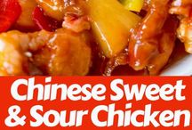 Sweet and sour chicken obsession