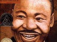 School MLK/President's Day / by Casey Woods