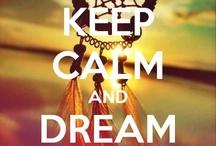 dream......