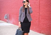 Work Outfits / Navigating what to wear to the office does not have to be difficult. On this board, I am sharing inspiration on what to wear to work, what to wear to your office, business casual attire and items to add to your work wardrobe.