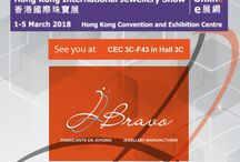 Hong Kong International Jewellery Show 2018