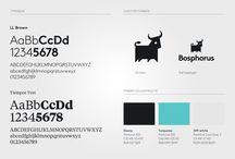 Logo's & Branding / by SuperZilla