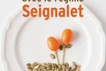 Pour une initiation théorique à l'alimentation / Muriel Max a choisil'ouvrage : Réduire au silence 100 maladies de Jean-Marie Magnie.  Et qui s'appuiesur les résultatsobtenus par le Docteur Jean Seignalet