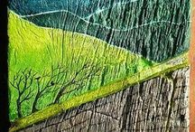 dipinti paesaggi