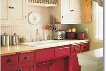 kitchen cabinets / by fawn daigle
