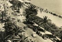 Cannes / Bienvenue à Cannes ! Baladez vous sur la croisette... Admirez le soleil et la mer... Profitez d'un séjour au Cannes Canberra et savourez toutes les richesses de la ville... http://www.hotel-cannes-canberra.com/  / by Les Hôtels Ocre & Azur