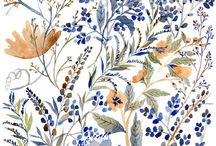 Watercolor Inspiration Flowers