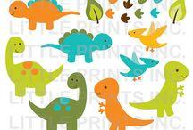 Dino Clipart