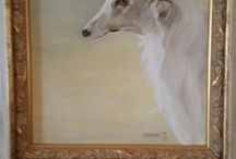 Jacqueline Dravetz Paintings