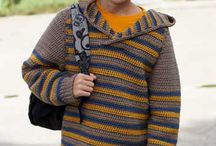 Crochet for boys