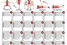 Workouts & 30 day challenges