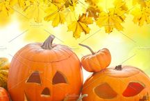 Halloween Photos / Halloween stock photography. Royalty free, commercial use photos of pumpkins, Halloween, fall, autumn, graveyards.