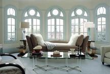 Hollywood glam interior design
