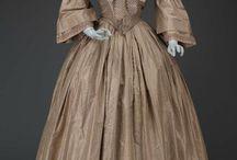 Romantic era dresses