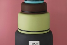 Pasteles Fondant / by Sugary Art