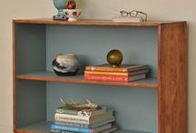 Pimpe opp bokhylla