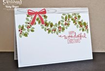 Cards & Tags-Christmas / by Jan Broussard