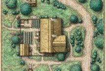 Mapas de RPG