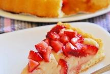 Dessert og kager / Bagværk og snacks