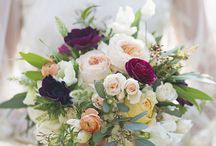 Bouquet: hand tied