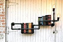 Unique Bookshelf Designs / by Home Designing