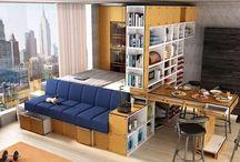 One room design