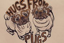 She Loves | Hugs & Pugs / Sweet Pugcakes