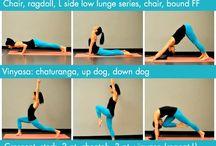 Yoga Posen