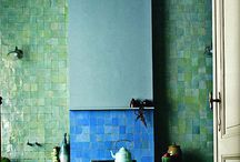 Floor/wall/tile