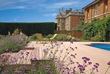 Beautiful Garden Decks