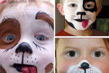 déguisement et maquillage enfant