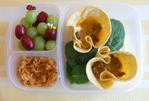 Lunch Ideas / by Kathleen Ricci